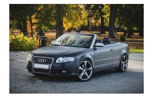 Tailored suitcase kit for Audi A4 B7 Cabriolet (2006 - 2009)