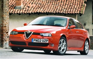 Alfa Romeo 156 GTA excellence car mats