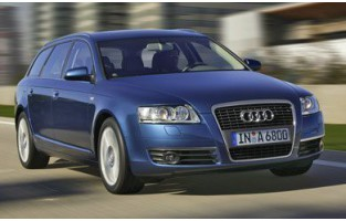 Audi A6 C6 Avant (2004 - 2008) economical car mats