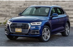 Tailored suitcase kit for Audi Q5 FY (2017 - Current)