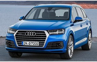 Audi Q7 4M 7 seats (2015 - current) economical car mats