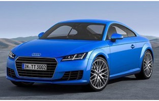 Tailored suitcase kit for Audi TT 8S (2014 - Current)