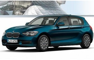 BMW 1 Series F20 5 doors (2011 - 2018) excellence car mats