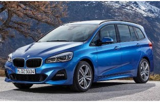 BMW 2 Series F46, 7 spaces