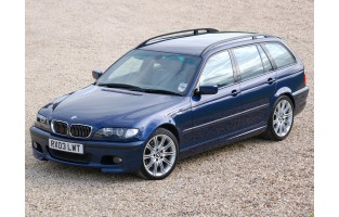 BMW 3 Series E46 touring (1999 - 2005) excellence car mats