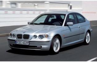 BMW 3 Series E46 Compact (2001 - 2005) economical car mats