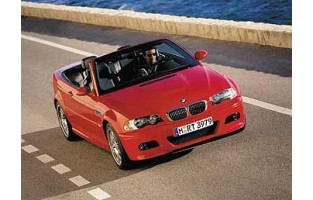 BMW 3 Series E46 Cabriolet (2000 - 2007) economical car mats