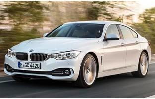 BMW 4 Series F36 Gran Coupé (2014 - current) economical car mats