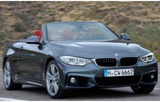 BMW 4 Series F33 Cabriolet (2014 - current) excellence car mats