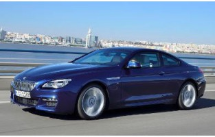 Tailored suitcase kit for BMW 6 Series F13 Coupé (2011 - Current)