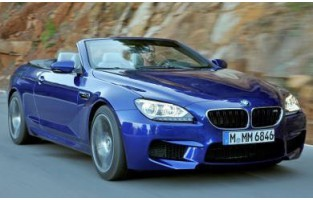 BMW 6 Series F12 Cabriolet (2011 - current) excellence car mats