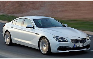 Tailored suitcase kit for BMW 6 Series F06 Gran Coupé (2012 - Current)