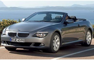 BMW 6 Series E64 Cabriolet (2003 - 2011) economical car mats