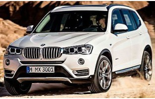 BMW X3 F25 (2010 - 2017) excellence car mats