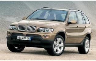 BMW X5 E53 (1999 - 2007) beige car mats