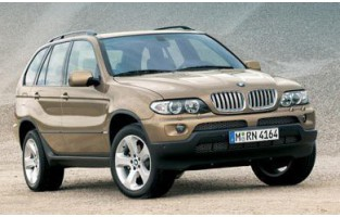 BMW X5 E53 (1999 - 2007) economical car mats