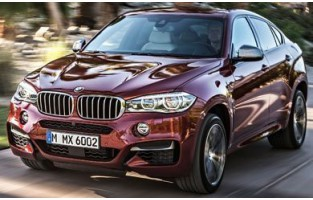 Tailored suitcase kit for BMW X6 F16 (2014 - 2018)