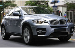 BMW X6 E71 (2008 - 2014) excellence car mats