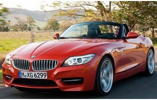 Tailored suitcase kit for BMW Z4 E89 (2009 - 2018)