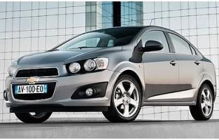 Chevrolet Aveo (2011 - 2015) economical car mats