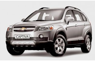 Chevrolet Captiva 5 seats (2006 - 2011) economical car mats