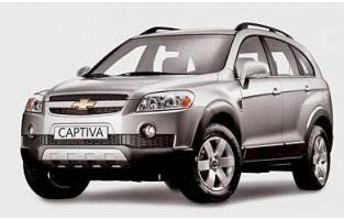 Chevrolet Captiva 5 seats (2006 - 2011) excellence car mats
