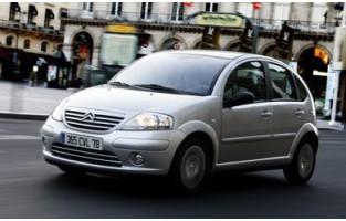 Citroen C3 (2002 - 2009) economical car mats