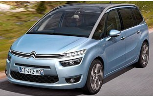 Citroen C4 Grand Picasso (2013 - current) economical car mats