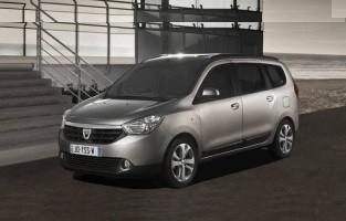 Dacia Lodgy 5 seats (2012 - current) economical car mats