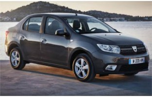 Dacia Logan Restyling (2016 - current) excellence car mats