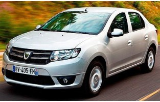 Dacia Logan (2013 - 2016) excellence car mats