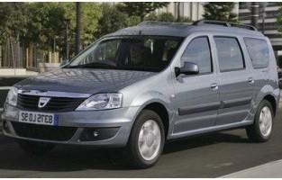 Dacia Logan 7 seats (2007 - 2013) economical car mats