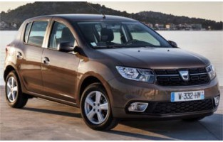 Dacia Sandero Restyling (2017 - current) excellence car mats