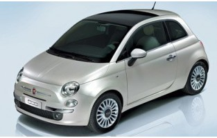 Fiat 500 (2008 - 2013) economical car mats