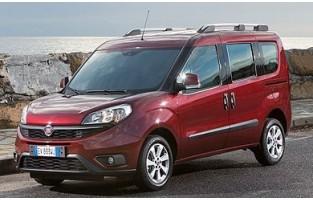 Fiat Doblo 5 seats (2009 - current) economical car mats