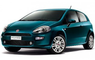 Fiat Punto (2012 - current) excellence car mats