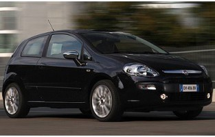 Fiat Punto Evo, 3 spaces