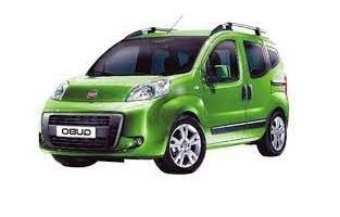 Fiat Qubo 5 seats (2008 - current) economical car mats