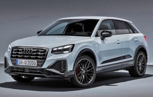 Tailored suitcase kit for Audi Q2