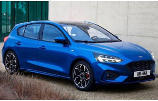 Ford Focus MK4 3 or 5 doors (2018 - current) excellence car mats