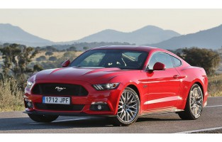 Ford Mustang (2015 - current) economical car mats