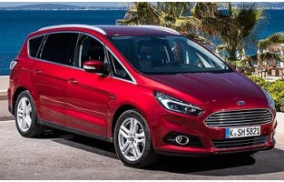 Ford S-Max Restyling 5 seats (2015 - current) excellence car mats