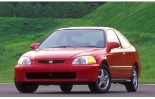 Honda Civic Coupé (1996 - 2001) economical car mats