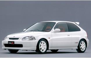 Honda Civic 4 doors (1996 - 2001) economical car mats