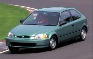Honda Civic 3 or 5 doors (1995 - 2001) economical car mats