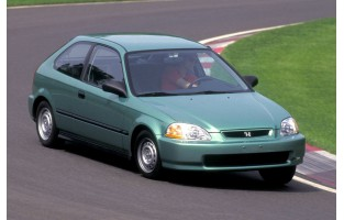 Honda Civic 3 or 5 doors (1995 - 2001) excellence car mats
