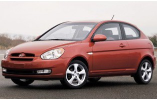 Hyundai Accent (2005 - 2010) excellence car mats
