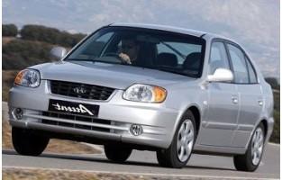 Hyundai Accent (2000 - 2005) economical car mats