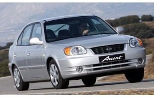 Hyundai Accent (2000 - 2005) excellence car mats