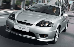 Hyundai Coupé (2002 - 2009) economical car mats